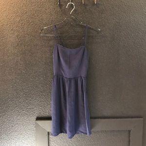 Cute blue dress!